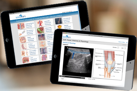 SonoSim Online Ultrasound Courses Teach Sonography Fundamentals